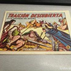Tebeos: EL GUERRERO DEL ANTIFAZ Nº 564 / VALENCIANA ORIGINAL. Lote 277061938