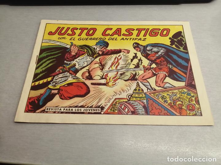 EL GUERRERO DEL ANTIFAZ Nº 565 / VALENCIANA ORIGINAL (Tebeos y Comics - Valenciana - Guerrero del Antifaz)