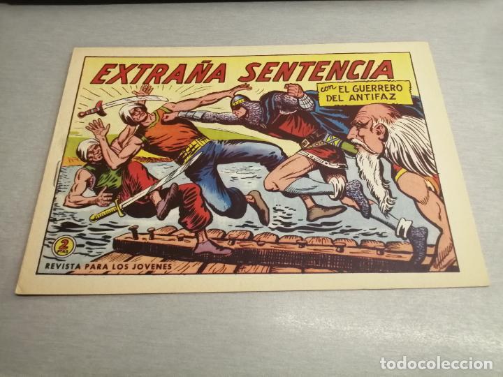 EL GUERRERO DEL ANTIFAZ Nº 567 / VALENCIANA ORIGINAL (Tebeos y Comics - Valenciana - Guerrero del Antifaz)