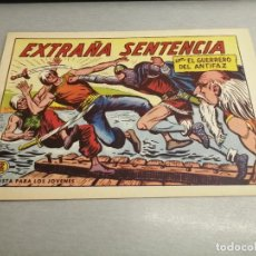 Tebeos: EL GUERRERO DEL ANTIFAZ Nº 567 / VALENCIANA ORIGINAL. Lote 277062123