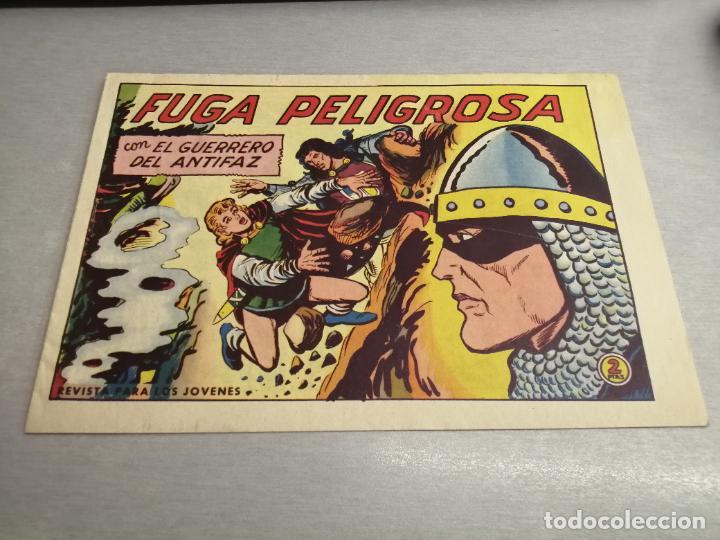 EL GUERRERO DEL ANTIFAZ Nº 568 / VALENCIANA ORIGINAL (Tebeos y Comics - Valenciana - Guerrero del Antifaz)