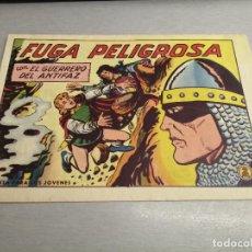 Tebeos: EL GUERRERO DEL ANTIFAZ Nº 568 / VALENCIANA ORIGINAL. Lote 277062228