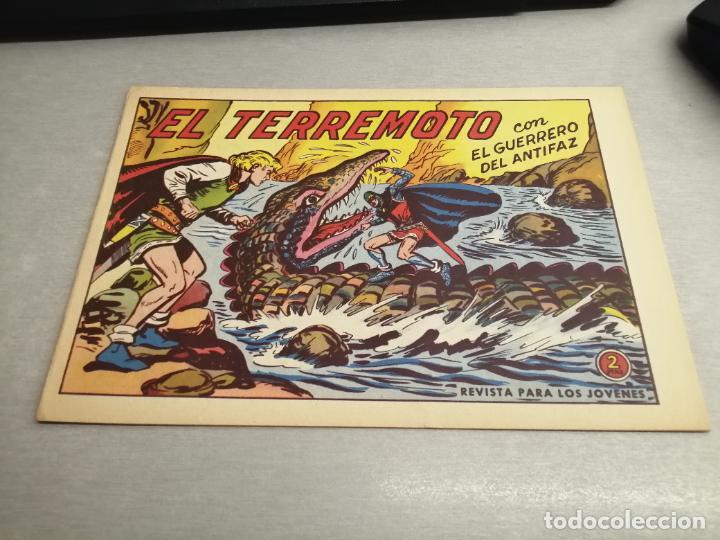 EL GUERRERO DEL ANTIFAZ Nº 569 / VALENCIANA ORIGINAL (Tebeos y Comics - Valenciana - Guerrero del Antifaz)
