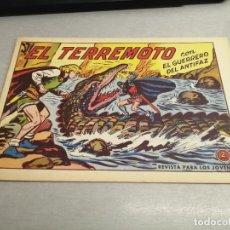 Tebeos: EL GUERRERO DEL ANTIFAZ Nº 569 / VALENCIANA ORIGINAL. Lote 277062278