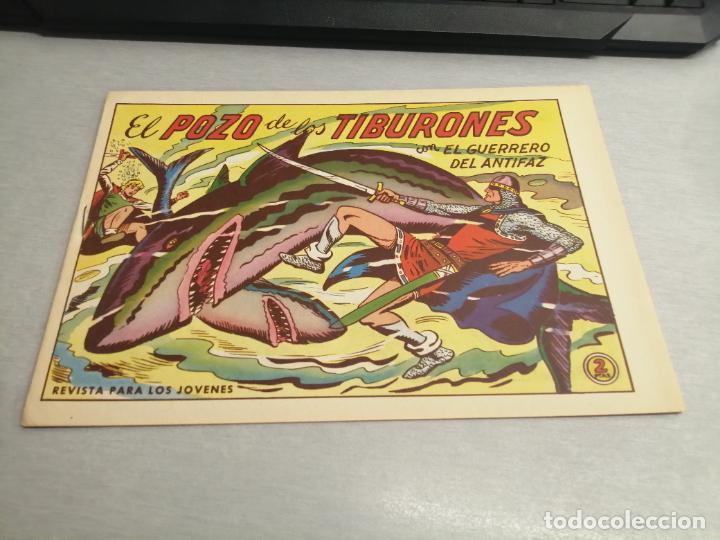 EL GUERRERO DEL ANTIFAZ Nº 573 / VALENCIANA ORIGINAL (Tebeos y Comics - Valenciana - Guerrero del Antifaz)