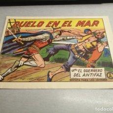 Tebeos: EL GUERRERO DEL ANTIFAZ Nº 574 / VALENCIANA ORIGINAL. Lote 277062563