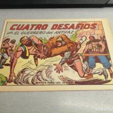 Tebeos: EL GUERRERO DEL ANTIFAZ Nº 576 / VALENCIANA ORIGINAL. Lote 277062698