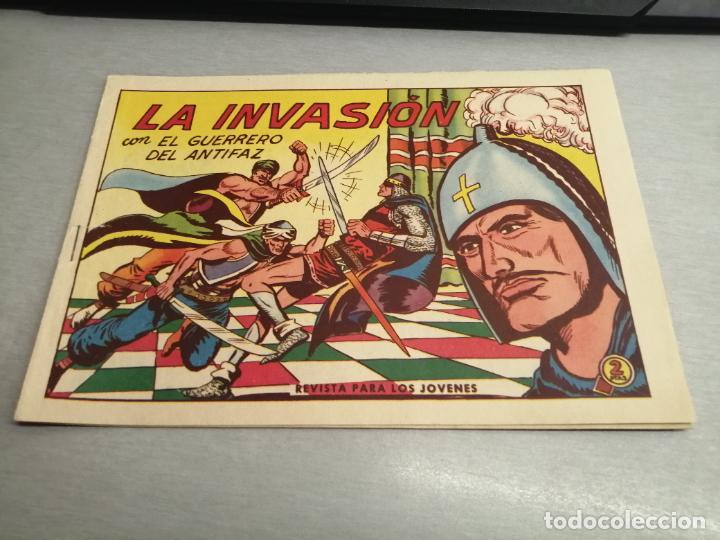 EL GUERRERO DEL ANTIFAZ Nº 578 / VALENCIANA ORIGINAL (Tebeos y Comics - Valenciana - Guerrero del Antifaz)