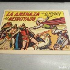 Tebeos: EL GUERRERO DEL ANTIFAZ Nº 581 / VALENCIANA ORIGINAL. Lote 277062928
