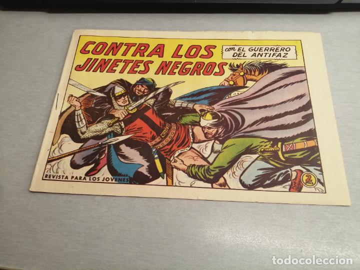 EL GUERRERO DEL ANTIFAZ Nº 582 / VALENCIANA ORIGINAL (Tebeos y Comics - Valenciana - Guerrero del Antifaz)