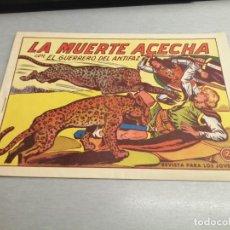 Tebeos: EL GUERRERO DEL ANTIFAZ Nº 584 / VALENCIANA ORIGINAL. Lote 277063058