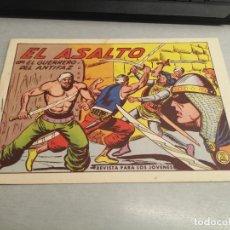 Tebeos: EL GUERRERO DEL ANTIFAZ Nº 585 / VALENCIANA ORIGINAL. Lote 277063103