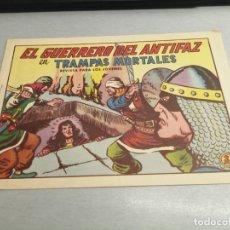 Tebeos: EL GUERRERO DEL ANTIFAZ Nº 587 / VALENCIANA ORIGINAL. Lote 277063143
