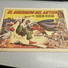 Tebeos: EL GUERRERO DEL ANTIFAZ Nº 591 / VALENCIANA ORIGINAL. Lote 277063358