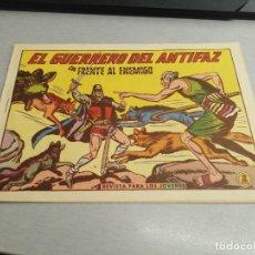 Tebeos: EL GUERRERO DEL ANTIFAZ Nº 592 / VALENCIANA ORIGINAL. Lote 277063388