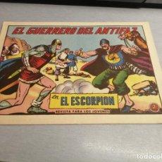 Tebeos: EL GUERRERO DEL ANTIFAZ Nº 593 / VALENCIANA ORIGINAL. Lote 277063423
