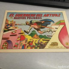 Tebeos: EL GUERRERO DEL ANTIFAZ Nº 597 / VALENCIANA ORIGINAL. Lote 277063533