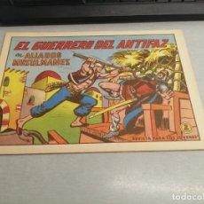 Tebeos: EL GUERRERO DEL ANTIFAZ Nº 600 / VALENCIANA ORIGINAL. Lote 277069503