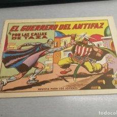 Tebeos: EL GUERRERO DEL ANTIFAZ Nº 601 / VALENCIANA ORIGINAL. Lote 277069588
