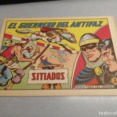 Tebeos: EL GUERRERO DEL ANTIFAZ Nº 602 / VALENCIANA ORIGINAL. Lote 277069648