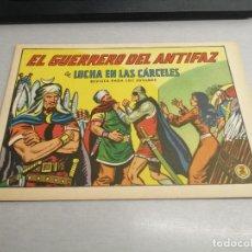 Tebeos: EL GUERRERO DEL ANTIFAZ Nº 606 / VALENCIANA ORIGINAL. Lote 277069803