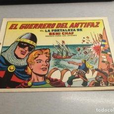 Tebeos: EL GUERRERO DEL ANTIFAZ Nº 609 / VALENCIANA ORIGINAL. Lote 277069998
