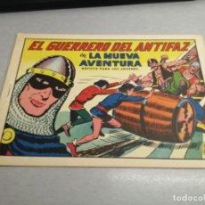 Tebeos: EL GUERRERO DEL ANTIFAZ Nº 612 / VALENCIANA ORIGINAL. Lote 277070258