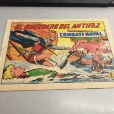Tebeos: EL GUERRERO DEL ANTIFAZ Nº 619 / VALENCIANA ORIGINAL. Lote 277070608