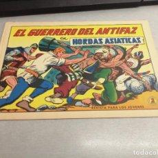 Tebeos: EL GUERRERO DEL ANTIFAZ Nº 620 / VALENCIANA ORIGINAL. Lote 277070658