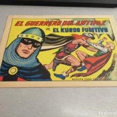 Tebeos: EL GUERRERO DEL ANTIFAZ Nº 622 / VALENCIANA ORIGINAL. Lote 277070763