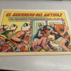 Tebeos: EL GUERRERO DEL ANTIFAZ Nº 624 / VALENCIANA ORIGINAL. Lote 277070813