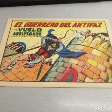 Tebeos: EL GUERRERO DEL ANTIFAZ Nº 631 / VALENCIANA ORIGINAL. Lote 277070913