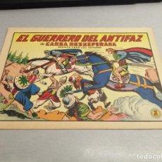 Tebeos: EL GUERRERO DEL ANTIFAZ Nº 632 / VALENCIANA ORIGINAL. Lote 277070938