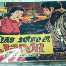 Tebeos: TEBEOS-COMICS CANDY - COLECCIÓN COMANDOS - LOTE 16 EJEMPLARES - SUELTOS PREGUNTAR- DIFICIL- XX99. Lote 277085833