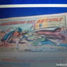 Tebeos: EL GUERRERO DEL ANTIFAZ Nº 666 ORIGINAL. VALENCIANA. RESERVADO.. Lote 277177663