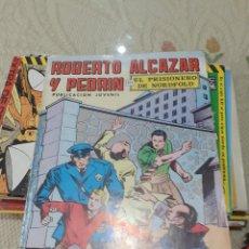 BDs: ROBERTO ALCAZAR Y PEDRIN - Nº 2 - EL PRISIONERO DE NORDFOLD - VALENCIANA -. Lote 277302343