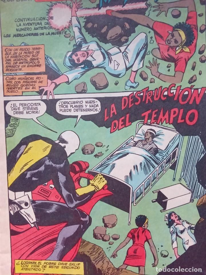 Tebeos: La Familia Superman Colosos del Comic Editorial Valenciana Num 7 - Foto 2 - 277434648