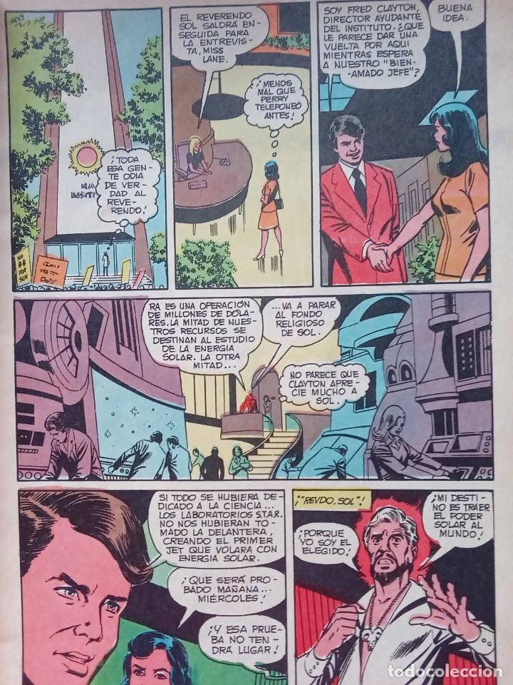 Tebeos: La Familia Superman Colosos del Comic Editorial Valenciana Num 7 - Foto 3 - 277434648