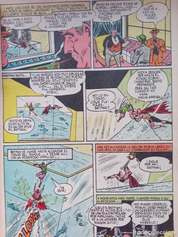Tebeos: La Familia Superman Colosos del Comic Editorial Valenciana Num 7 - Foto 4 - 277434648