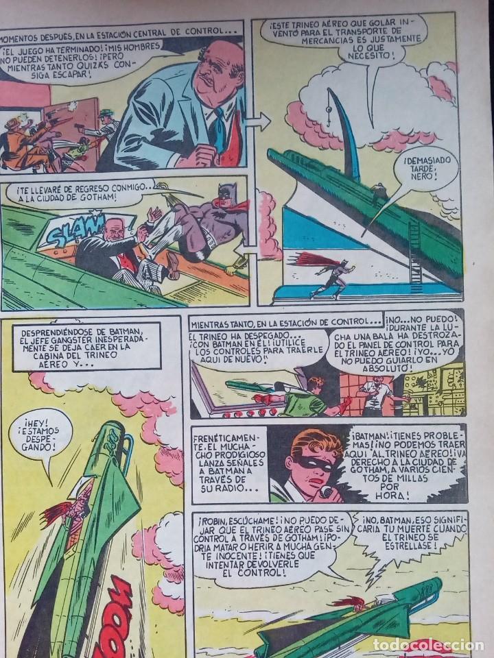Tebeos: La Familia Superman Colosos del Comic Editorial Valenciana Num 7 - Foto 5 - 277434648