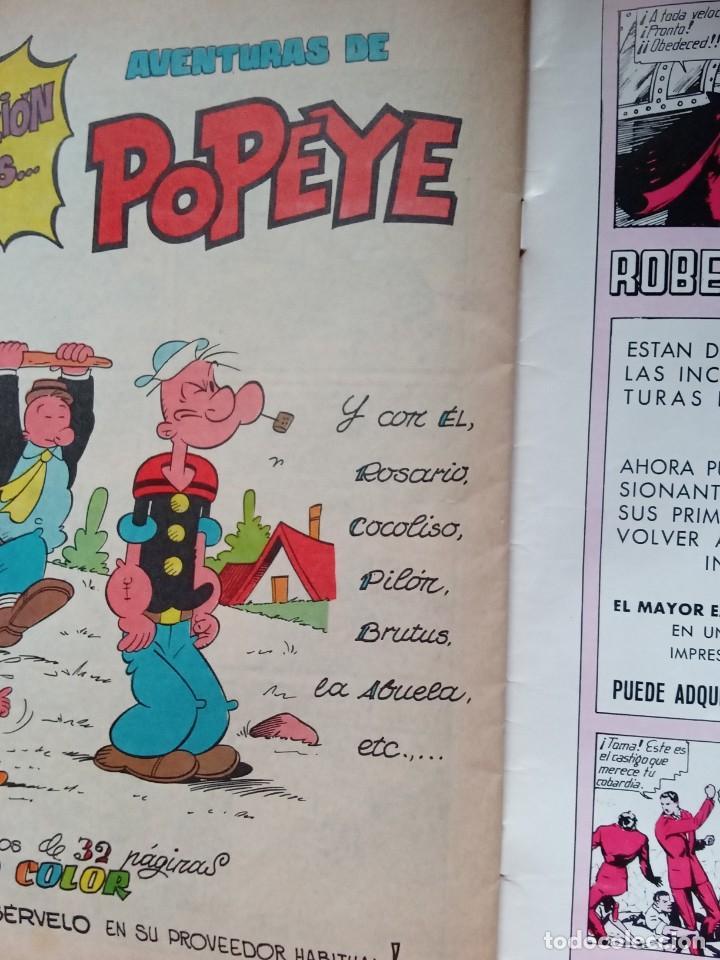 Tebeos: La Familia Superman Colosos del Comic Editorial Valenciana Num 7 - Foto 6 - 277434648