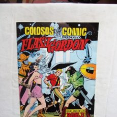 Tebeos: COLOSOS DEL COMIC FLASH GORDON Nº 7 EN EL PAIS DE LOS DJALE. Lote 277520863