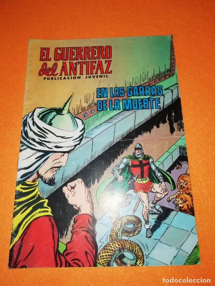 EL GUERRERO DEL ANTIFAZ Nº 99 . EDITORIAL VALENCIANA 1974. (Tebeos y Comics - Valenciana - Guerrero del Antifaz)