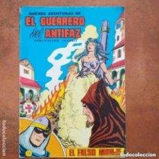 Tebeos: NUEVAS AVENTURAS EL GUERRERO DEL ANTIFAZ EL FALSO MONJE. NUM 31. Lote 277609558
