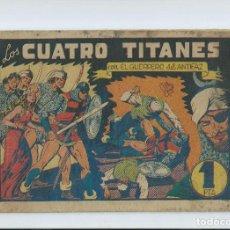 Tebeos: EL GUERRERO DEL ANTIFAZ Nº 31 . ORIGINAL VALENCIANA. REGULAR ESTADO. Lote 277695198