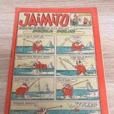 Tebeos: JAIMITO Nº 633. ORIGINAL. EDITORIAL VALENCIANA 1961. Lote 277698633