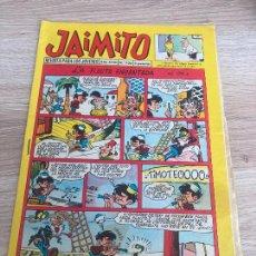 Tebeos: JAIMITO Nº 706. ORIGINAL. EDITORIAL VALENCIANA 1963. Lote 277698878