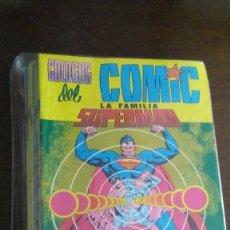 Tebeos: LA FAMILIA SUPERMAN - COLOSOS DEL COMIC - COMPLETA 12 NºS. Lote 278170938