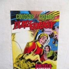 Tebeos: COLOSOS DEL COMIC FLASH GORDON Nº 28 EL BUQUE SIDERAL. Lote 278269303