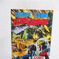 Tebeos: COLOSOS DEL COMIC FLASH GORDON Nº 31 EL PLANETA MUERTO. Lote 278270203
